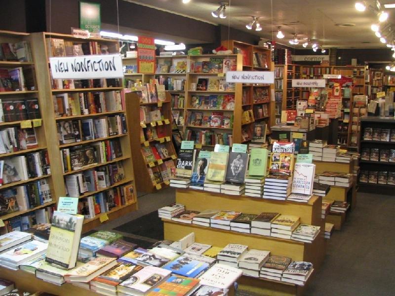 Store Information Unabridged Bookstore